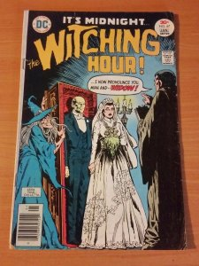 The Witching Hour #67 ~ VERY GOOD - FINE FN ~ 1977 DC COMICS