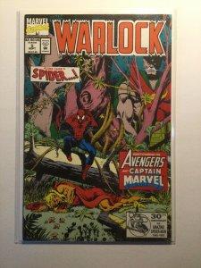 Warlock 5 Very fine vf 8.0 Marvel