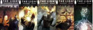 LIGHT (2010 IM) 1-5  the COMPLETE series!