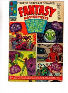 Fantasy Masterpieces #1 (Feb-66) VG/FN Mid-Grade
