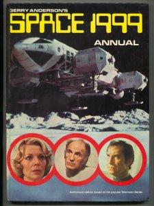 Space 1999 Annual 1975 UK hardback Gerry Anderson high grade