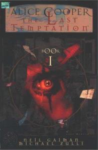 Last Temptation #1, VF+ (Stock photo)
