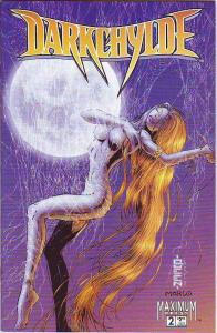 Darkchylde #2 (Jul-96) NM- High-Grade Ariel Chylde, Perry Stodgehill