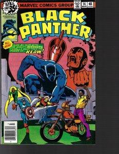Black Panther #14 (Marvel, 1979) VF