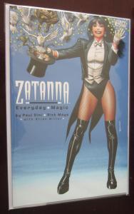 Zatanna Everyday Magic (2003) #1, 9.4