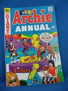 ARCHIE ANNUAL 20 Fine VF 1968