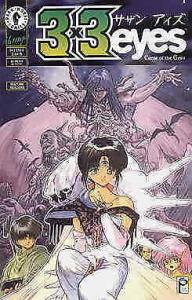 3x3 Eyes: Curse of the Gesu #1 VF/NM; Dark Horse | save on shipping - details in
