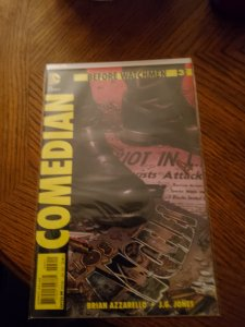 Before Watchmen: Comedian #3 (2012)