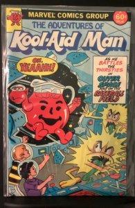 The Adventures of Kool-Aid Man #1 (1983)