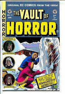 Vault Of Horror-#11-1995-Gemstone-EC reprint
