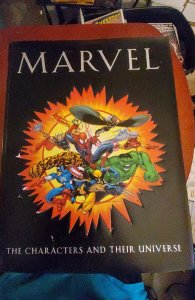 Marvel: The Characters and their Universe #1 (2001)