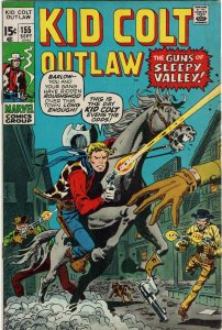 Kid Colt Outlaw #155 Herb Trimpe Stan Lee Jack Kirby VF-