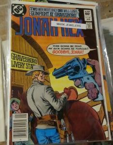 JONAH HEX # 68 1983 DC COMICS WESTERN +RARE MARK JEWELERS VARIANT