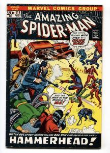 Amazing Spider-Man #114 1972-DOCTOR OCTOPUS -Hammerhead FN+
