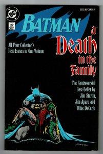 Batman Death In The Family   TPB
