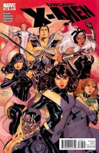 UNCANNY X-MEN (1963 Marvel Comics) #538