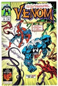 VENOM, LETHAL PROTECTOR #5, VF/NM,  Spider-man, Bagley, more Marvel in store