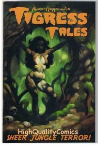 TIGRESS TALES #1, VF+, Limited, Femme, Mike Hoffman,2001, more Variants in store