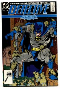 Detective Comics #585 1988-1stappearance of Ratcatcher - DC