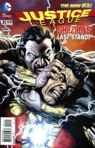 Justice League (2011 series) #21, NM + (Stock photo)