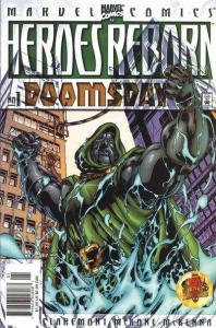 Heroes Reborn (2000 series) Doomsday #1, NM- (Stock photo)