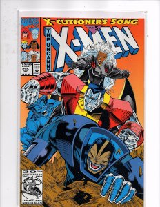 Marvel Comics Uncanny X-men #295 X-Cutioner's Song Apocalypse Stryfe