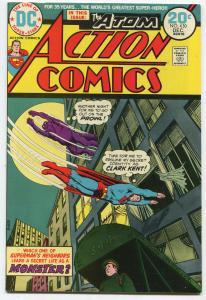 ACTION COMICS #430 BRONZE AGE DC High Grade 9.0-9.2