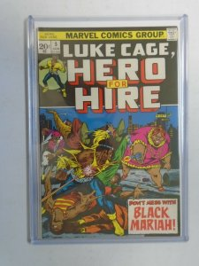 Power Man and Iron Fist #5 7.0 FN VF (1973 Hero for Hire)