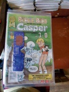 Richie Rich and Casper 3-D #1 (1987)