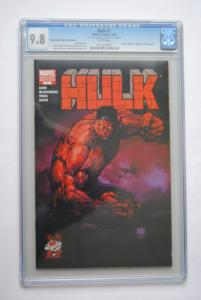 Hulk 1, Wizard World 2008 Con Edition  9.8