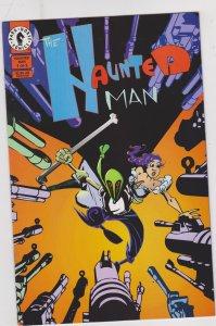 Haunted Man #1