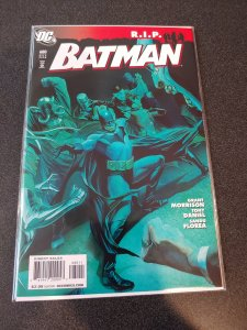 ​BATMAN #680 GRANT MORRISON NM