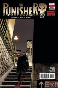 Punisher (2016 series) #13, NM- (Stock photo)