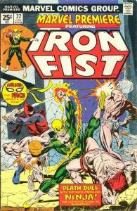 Marvel Premiere #22, VF (Stock photo)