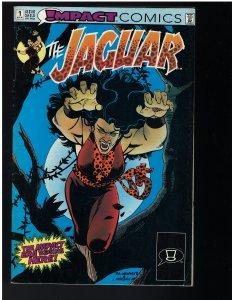 The Jaguar #1 (1991)