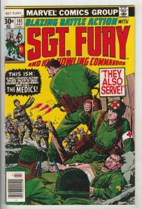 Sgt. Fury and His Howling Commandos #141 (Jul-77) NM/NM- High-Grade Sgt. Fury...