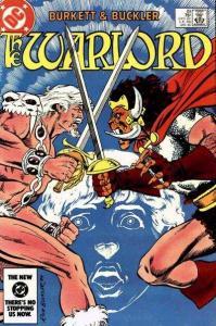 Warlord (1976 series) #89, NM- (Stock photo)