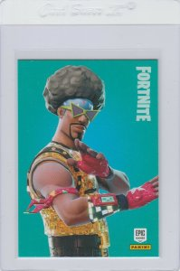 Fortnite Funk Ops 248 Epic Outfit Panini 2019 trading card series 1