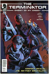 TERMINATOR ENEMY of my Enemy #3, NM, 2014, more SCI-FI & Dark Horse in store