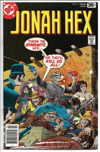 Jonah Hex #10 - Bronze Age - (VF) March 1978