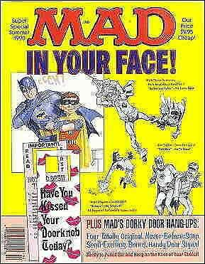 Mad Super Special #71 VF; E.C | save on shipping - details inside