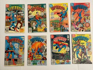New Adventures Of Superboy #25 - 32  Lot Of 8