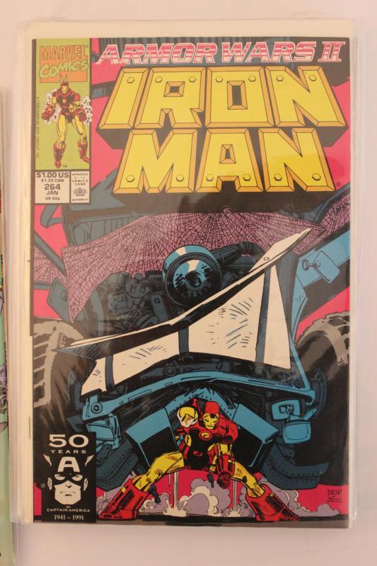 Iron Man 264  9-4-nm