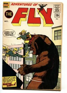 Adventures of The Fly #22 1962-Archie-Fly-Girl-VG/FN