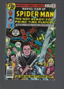Marvel Team-Up #74 (1978)