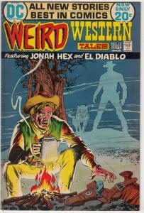 Weird Western Tales #13 (Aug-72) VF/NM- High-Grade Jonah Hex