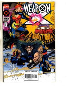 11 Marvel Comics Weapon X 1 2 3 4 + Zero + X-Babies 1 1 X-Calibre # 1 2 3 4 CR55