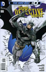 Detective Comics (2nd Series) #0 VF/NM; DC | save on shipping - details inside