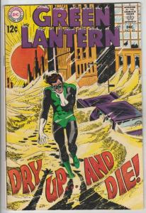 Green Lantern #65 (Dec-68) FN- Mid-Grade Green Lantern