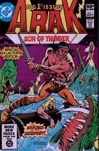 Arak Son of Thunder #1 - NM - 1st Appearance Angelica